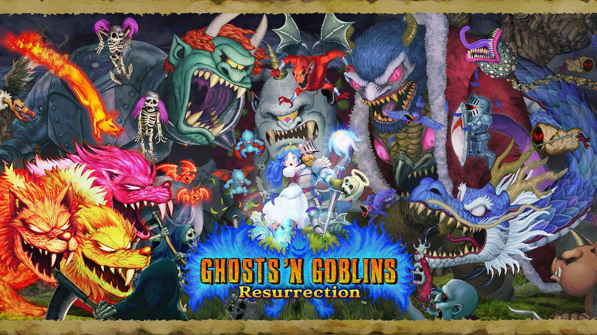Ghosts 'n' Goblins Resurrection