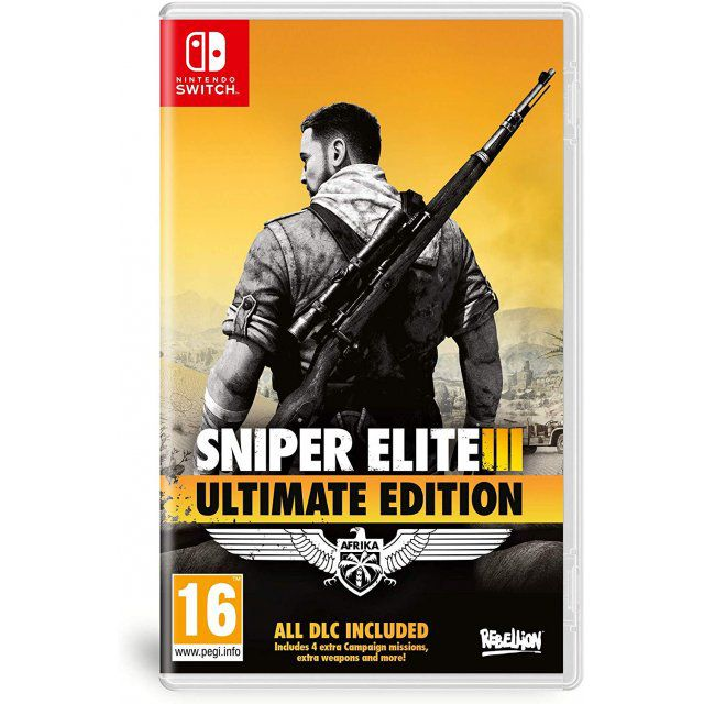 Sniper Elite V3 Ultimate Edition