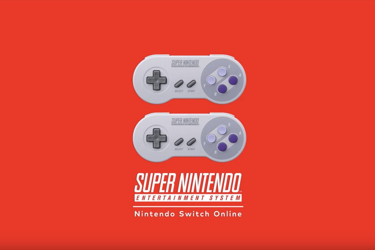 Super Nintendo Entertainment System: Nintendo Switch Online