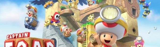 Anmeldelse: Captain Toad: Treasure Tracker