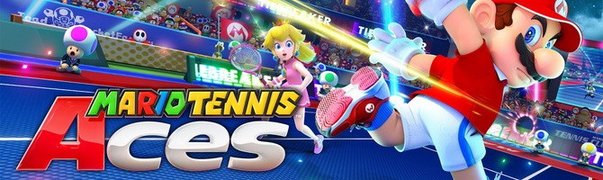 Anmeldelse: Mario Tennis Aces