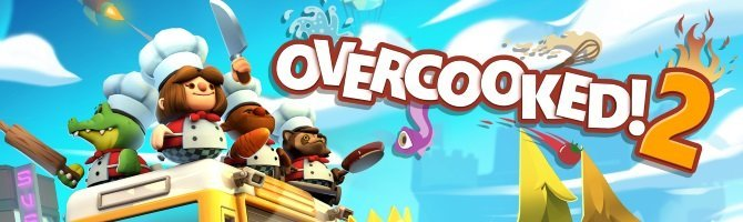 Anmeldelse: Overcooked 2