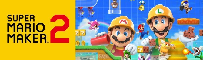 Anmeldelse: Super Mario Maker 2 (Switch)