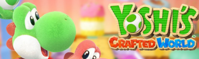 Anmeldelse: Yoshi's Crafted World (Switch)