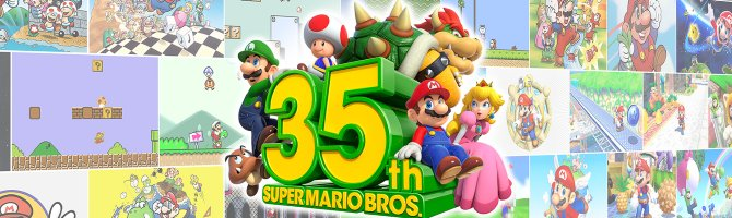 N-cast #61: Super Mario 35th Anniversary